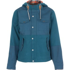 Pinion Wool/Canvas Jacket - Women's