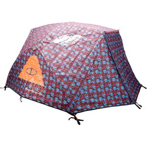 Poler Two Man Tent with Waterproof Rain Fly