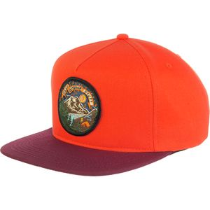 Camp Time Snapback Hat