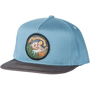 Poler Camp Time Snapback Hat