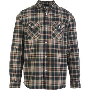 Poler Beefalo Plaid Shirt - Long-Sleeve - Men's