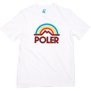 Poler Mountain Rainbow T-Shirt - Short-Sleeve - Men's