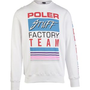 Poler Moto Crew Neck Sweatshirt - Men's