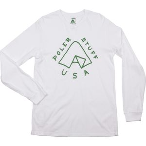 Poler Tent Long-Sleeve T-Shirt - Men's