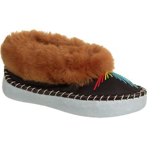 pole + swede Couric Classic Slipper - Women's