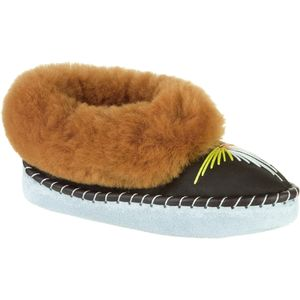pole + swede Golden Classic Slipper - Women's