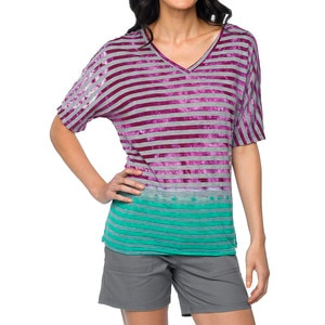 prAna Adrienne Shirt - Short-Sleeve - Women's
