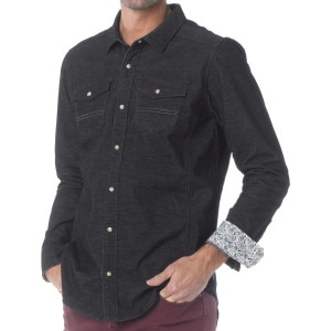 prAna Kellan Slim Shirt - Long-Sleeve - Men's