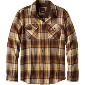 prAna Lybeck Flannel Shirt - Long-Sleeve - Men's