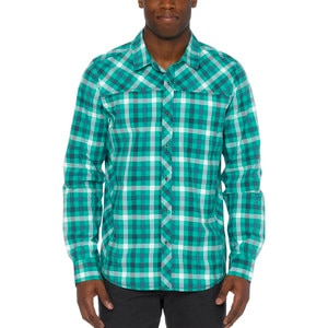 prAna Zeven Shirt - Long-Sleeve - Men's