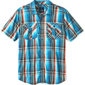 Prana Ostend Shirt - Short-Sleeve - Men's
