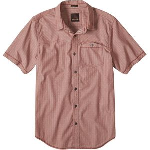 Prana Patras Slim Shirt - Short-Sleeve - Men's