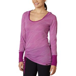 Prana Vinyasa Hooded Shirt - Long-Sleeve - Women's