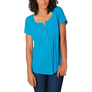 Prana Lucie Shirt - Short-Sleeve - Women's