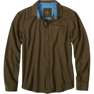 Prana Woodman Shirt - Long-Sleeve - Men's