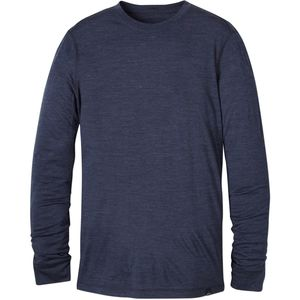 prAna Stockton Crew - Long-Sleeve - Men's