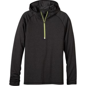 Prana Breaker 1/4-Zip Hooded Shirt - Long-Sleeve - Men's
