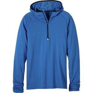 Prana Breaker 1/4-Zip Hooded Shirt - Men's