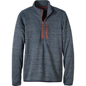 Prana Gatten Fleece Jacket - 1/4-Zip - Men's