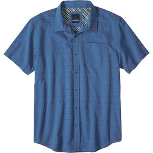 Prana Voyage Shirt - Short-Sleeve - Men's
