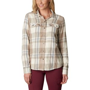 Prana Bridget Lined Shirt - Long-Sleeve - Women's