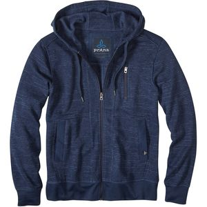 Prana Performance Fleece Full-Zip Hoodie - Men's