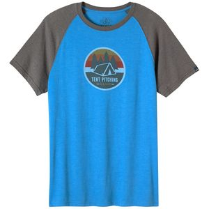 Prana Tent Pitch Club Raglan T-Shirt - Men's