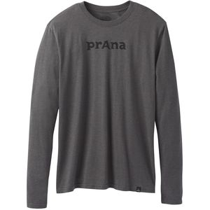 Prana Logo T-Shirt - Long-Sleeve - Men's