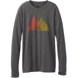 Prana Mountain Slim Long-Sleeve T-Shirt  - Men's