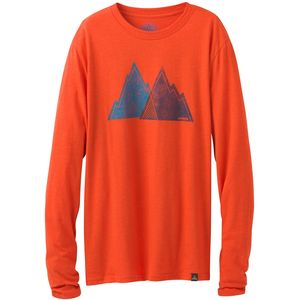Prana Mountain Slim T-Shirt - Long-Sleeve - Men's