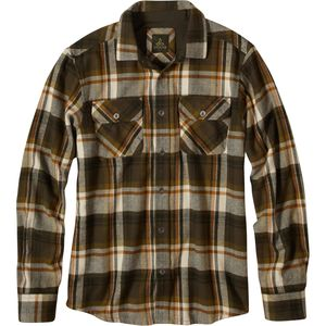 Prana Lybek Flannel Shirt - Long-Sleeve - Men's