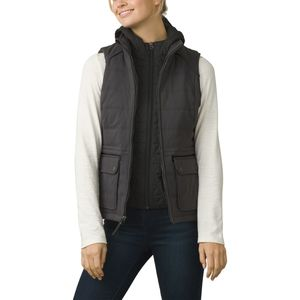 Prana Halle Insulated Hooded Vest - Women's