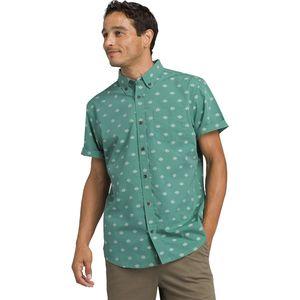 Prana Broderick Slim Short-Sleeve Shirt - Men's