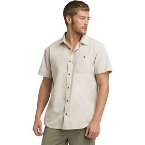 Prana Jaffra Short-Sleeve Shirt - Men's