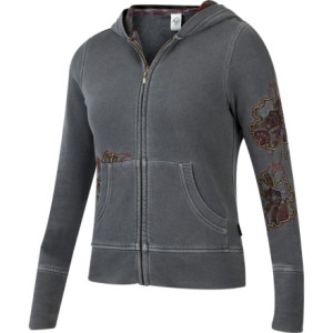 prAna Mitra Full-Zip Hooded Sweatshirt - Womens