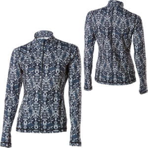 prAna Printed Retro Track Jacket - Womens
