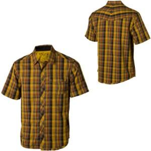 prAna McCormac Plaid Shirt - Short-Sleeve - Mens