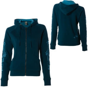 prAna Carla Full-Zip Hooded Sweatshirt - Womens