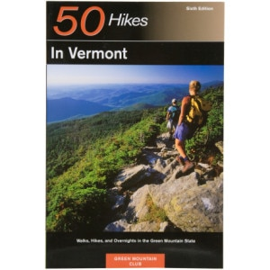 Countryman Press 50 Hikes in Vermont