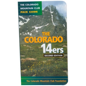 Colorado Mountain Club Press The Colorado 14ers