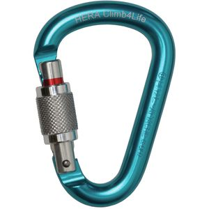 Petzl HERA Attache Locking Carabiner