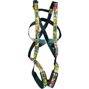 Petzl Ouistiti Full Body Climbing Harness - Kids'