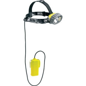 photo: Petzl DuoBelt LED 14 headlamp