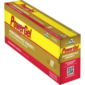Powerbar Gel - Box 24 Packets On sale