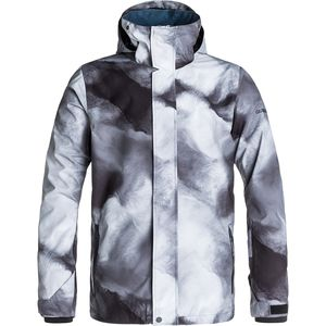 Quiksilver Travis Rice Mission Printed Shell Jacket - Men's