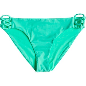 Roxy Girls Just Wanna Have Fun '70s Bikini Bottom - Women's