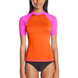 Roxy Sea Bound Rashguard - Short-Sleeve - Women's