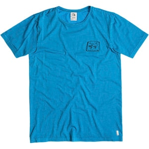 Quiksilver Ghetto Dog Slim T-Shirt - Short-Sleeve - Men's