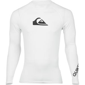 Quiksilver All Time Rashguard - Long-Sleeve - Men's