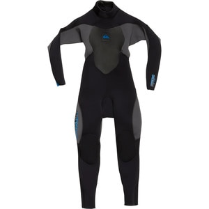 Quiksilver Syncro 3/2 BackZip GBS Wetsuit - Boys'
